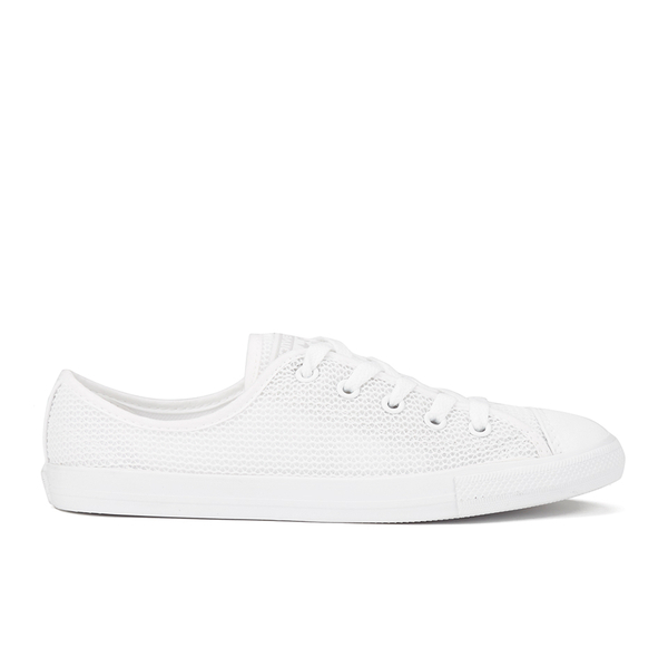 converse dainty white