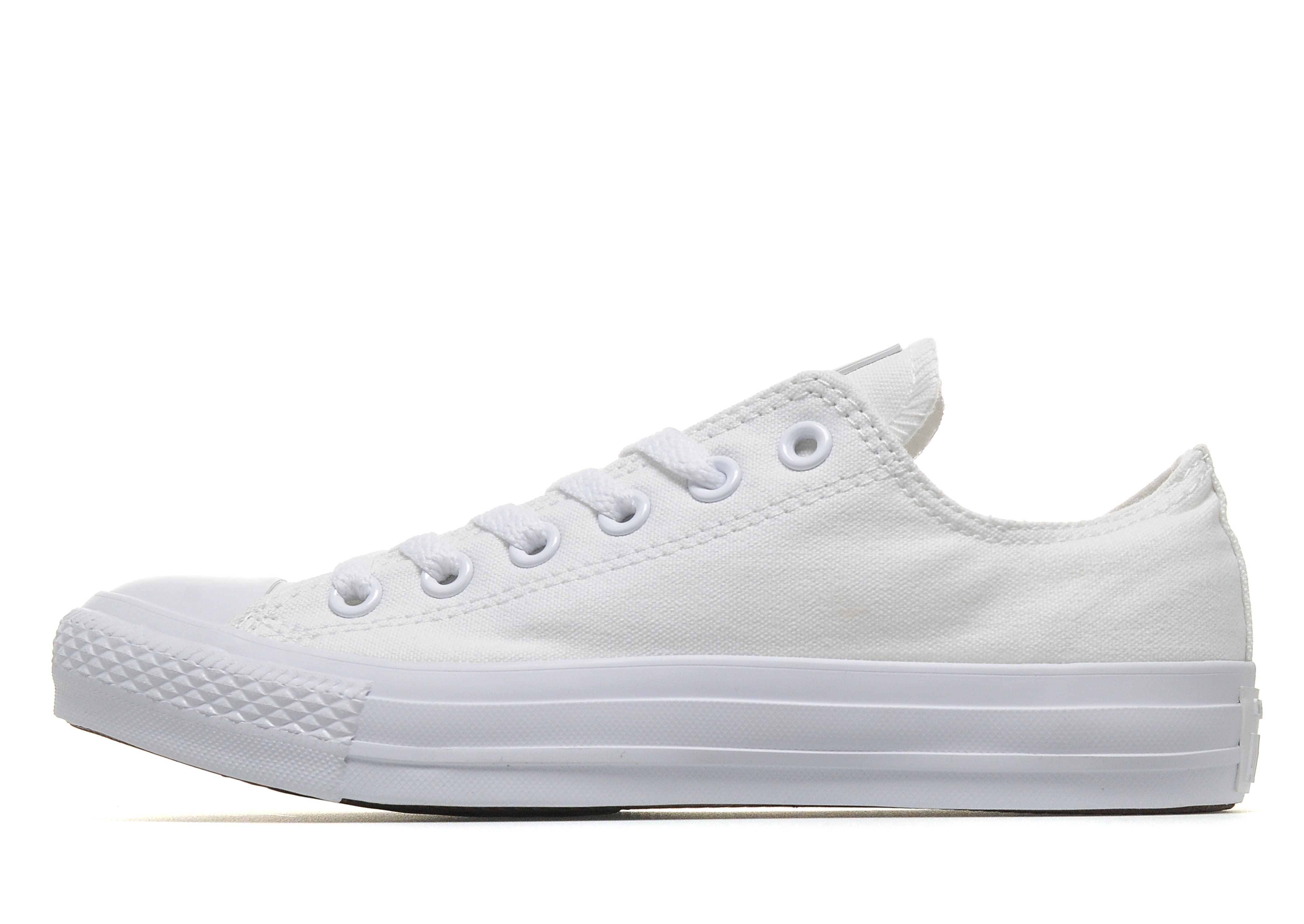 Converse White Shoes : Converse Online Chuck Taylors and