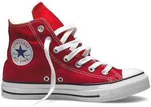 red converse high tops